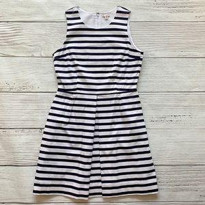 Gap A-Line Striped Dress